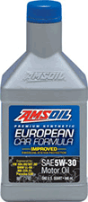 5W30 amsoil synthetic motor oil