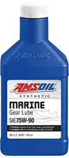 Find the best  marine synthetic lower unit lube amsoil
