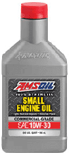 the best SAE30 small engine synthetic oil