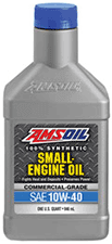 10W40 small engine synthetic oil