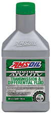 Amsoil synthetic ATV - UTV trans & diff fluid