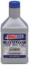 Amsoil synthetic ATV - UTV front drive fluid
