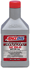 Amsoil synthetic oil 10W-40 ATV - UTV oil