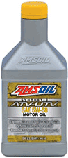 Amsoil synthetic ATV - UTV 5W-50 motor oil