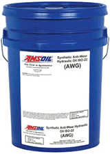 AMSOIL Synthetic AW Hydraulic Oil | AMSOIL Synthetic