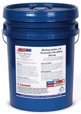 biodegradeable hydraulic oil amsoil