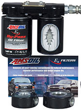 Dual remote Bypass oil filter kit Amsoil