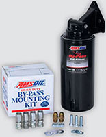 Amsoil Bypass oil filter kit heavy duty trucks