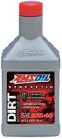 synthetic dirt bike oils amsoil