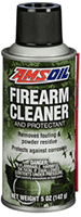 firearm cleaner and protectant spray can