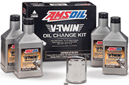 synthetic 20W50 motorcycle oil Amsoil
