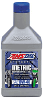 SAE 20W40-motorcycle oil synthetic amsoil