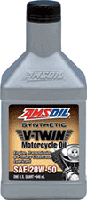 SAE60 synthetic motorcycle oil Amsoil