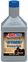 harley synthetic primary fluid amsoil