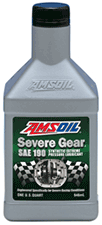 Amsoil API GL-5 SAE190, SAE250 synthetic gear lube