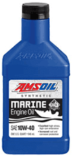 The best 10W40 synthetic marine oil