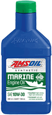 10W30 marine amsoil synthetic oil