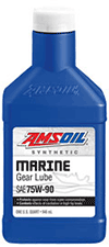 Amsoil synthetic marine gear lube amsoil