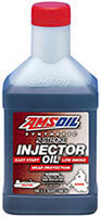 good 2 stroke synthetic injectior oil amsoil