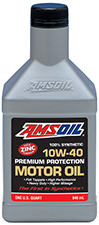 Gas Engine Synthetic Motor Oil Amsoil