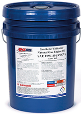 natural gas engine motor oil amsoil synthetic