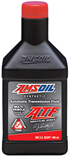 synthetic transmission fluids ATF MTF Amsoil
