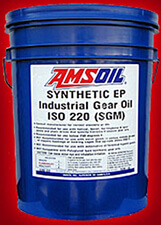 amsoil synthetic gear and bearing oil