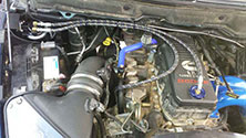 Use Amsoil ByPass Oil Filter Kits