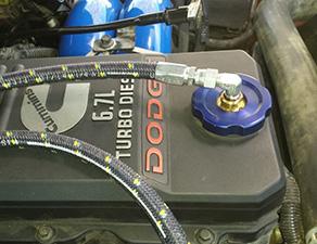 2008 dodge 2500 cummins oil filter