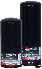 Amsoil heavy duty oil filters