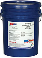 semi fluid grease amsoil synthetic