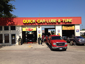 amsoil oil change arlington tx quick car