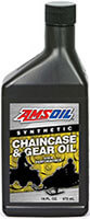 the best Amsoil synthetic chaincase lube