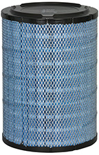 air filters donaldson blue