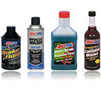 amsoil cleaners, fluids, coolant