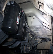 ford 6.7 power stroke bypass photo installation