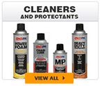 Amsoil spray cleaners